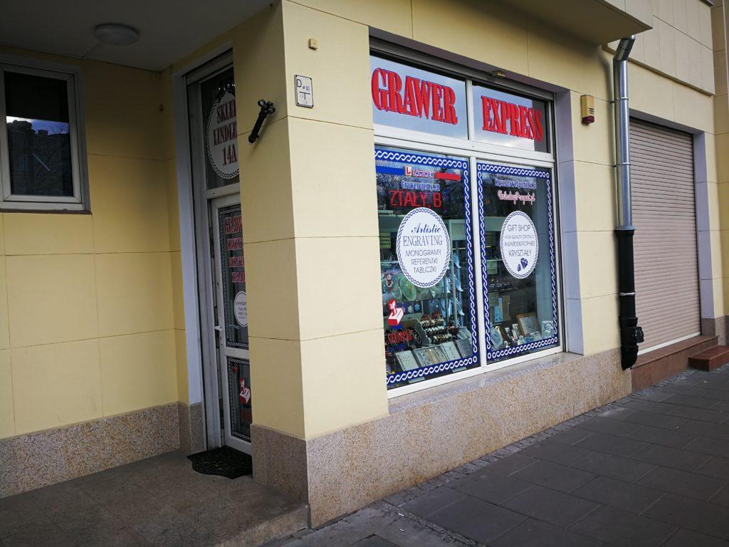Grawer Warszawa Lindleya