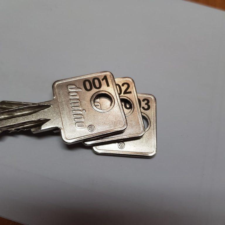 znakowanie kluczy warszawa