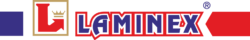 Logo Laminex grawerowanie warszawa